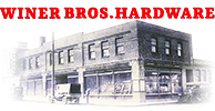 Winer Bros. Hardware